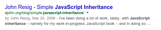 Google Authorship New