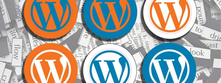 WordPress Multicolor